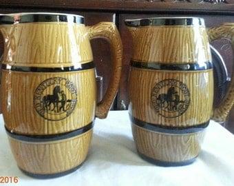"Vintage ""Old Kentucky Root Beer"" Pitcher - Circa 1920-1940"