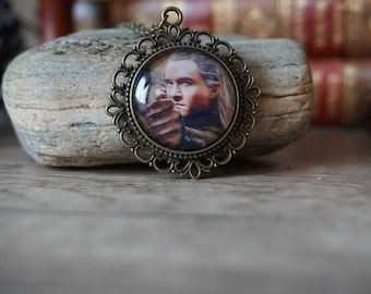"Necklace ""Legolas"""