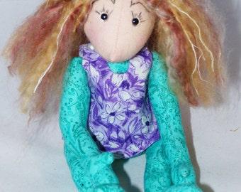 Fabric-Cloth Art Doll - 308