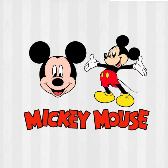 mickey mouse cut s - photo #29