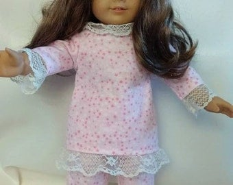 18 inch Doll Clothes, American Girl Doll Clothes, Doll CLothes