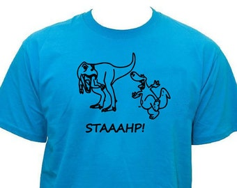 Silly Dinosaur T Shirt for Kids!