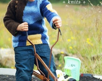 Tumi Boy's Wool Sweater