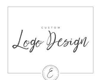 Custom Logo Design + Submark | Business Logo, Professional Logo, Custom Branding