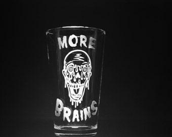 Tarman Pint Glass
