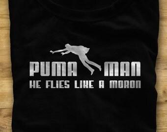 Puma Man MST3K T-Shirt