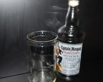Short Captain's Glass