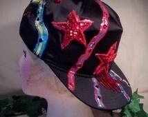 Embellished Vintage Baseball Cap