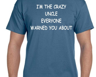 Brother Gift, Uncle Tshirt, Gift for Uncle, Mens Funny Gift, Funny Tshirt, Uncle Gift, Christmas, Mens Funny tshirt, Best Uncle, Mens Gifts