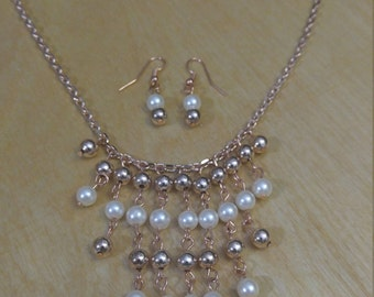 Pearls in Pink