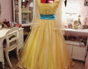 Anastasia Princess Once Upon a December Dress Costume Cosplay