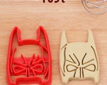 Batman  Cookie Cutterbatman,batman ring,batman shirt,batman gifts,batman wedding ring,batman keychain,batman clock,1097