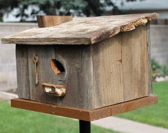 Drawer Pull Birdhouse