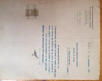 French bill 1911
