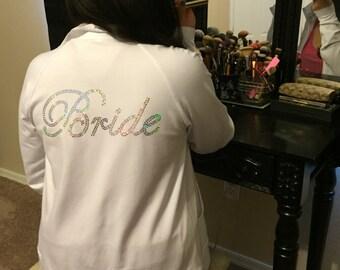 Bride's Jacket