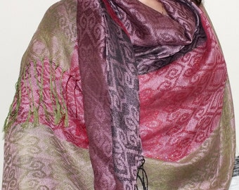 Pashmina Scarf Oversize Scarf Fall Winter Spring Scarf Large Scarf Women Fashion Accessories Scarves & Wraps scarf birthday Accessories