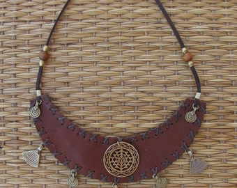 Breastplate - Goddess necklace