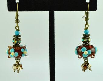 Western Charm Dangle Earrings