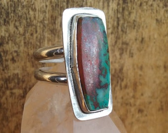 Sonoran Sunrise Double Band Ring