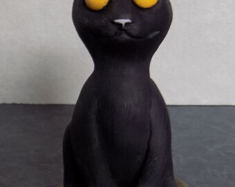 Small Cat Sculpture