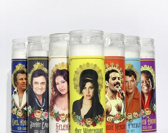 R.I.P. CANDLES