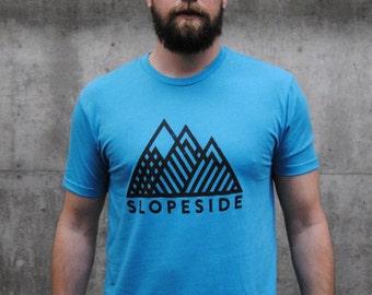 Snowboarding Skiing Mountain Shirt - Ski Snowboard T-shirt