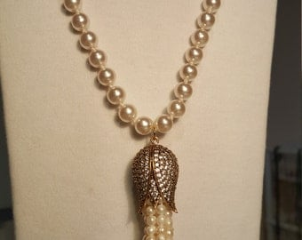 Ottoman Tulip Necklace