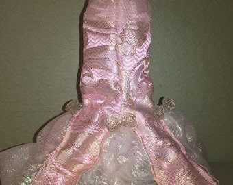 Elegant Mermaid Style Dress!