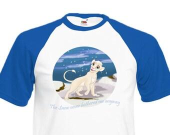 Lion Cub Elsa - Frozen inspired T-shirt