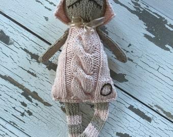 Sweet Emory Soft Naptime Doll