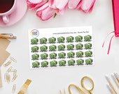 Kawaii Pay Day Planner Stickers - perfect for Erin Condren Life Planner, Kikki K, Happy Planner, Kate Spade or Filofax Planner