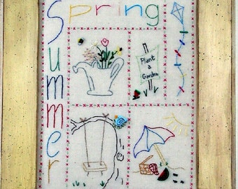 329 Spring, Summer Sampler