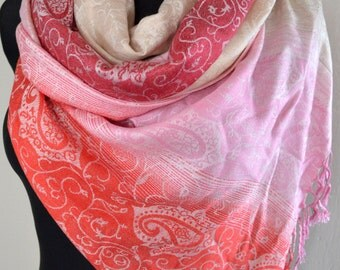 Pashmina Scarf Shawl for Women
