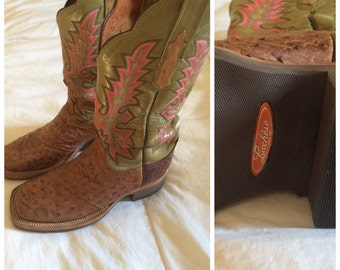 Lucchesse Boots women size 7 1/2