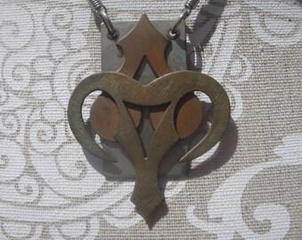 Gothic Taurus Pendant