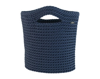 "Crocheted bag ""TerbaBag"" by SAVA design"