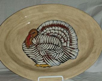 Turkey platter,