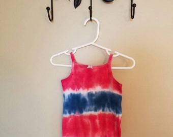Fourth of July Stripes, 12 Months