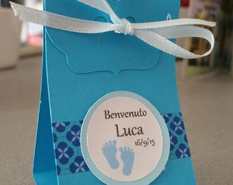 set of 15 door Lollipop lollipop cover party favors to personalize candy gifts for children