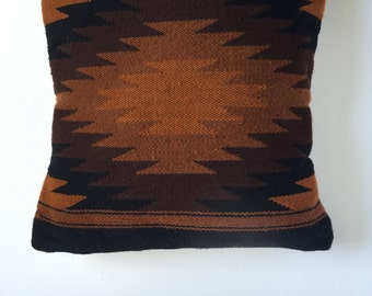 Southwestern Wool Pillow (4 Colors)