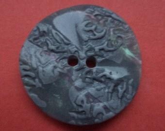 9 buttons grey 26mm (2142) button coat buttons jacket buttons