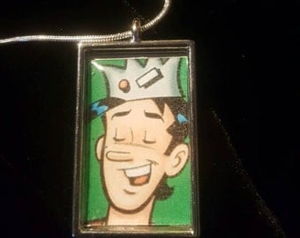 Jughead Pendant Necklace