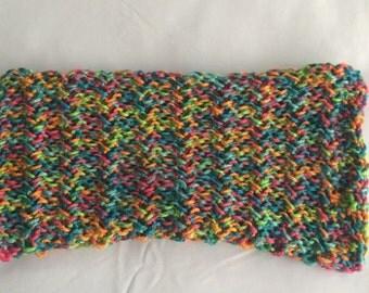 Multi-color Knit Bandeau