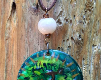 Dance in the Forest Necklace