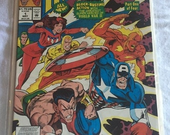 The Invaders Vol. 1 # 1 May 1993