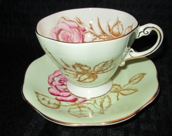 Foley1850 Fine Bone China Cup and Saucer