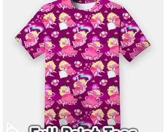 Princess Peach - Apparel