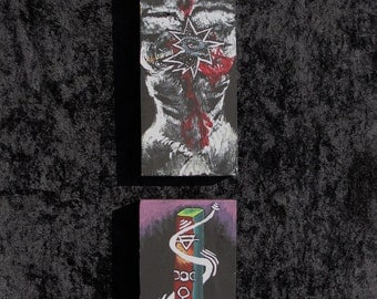 Totem Plaque Set