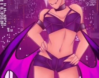 Monster Boys - Bat wings