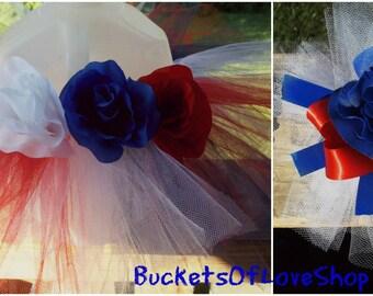 American Rose-tutu dress.